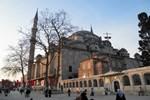 Fatih Camii'ne bir garip restorasyon! Asırlık ağaçlar birer birer...