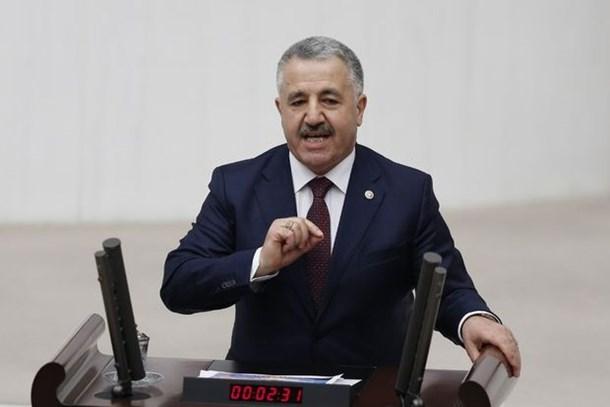 Bakan Arslan açıkladı İstanbul Yeni Havalimanı'nın yüzde 89'u tamam