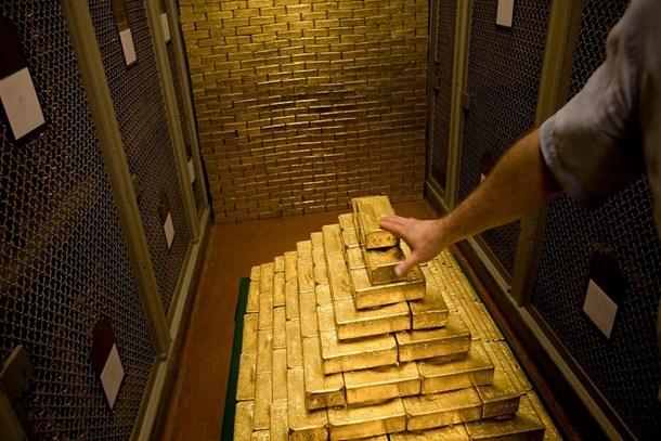 IMF açıkladı: Türkiye'nin altın rezervi 2016 beri ilk kez düştü