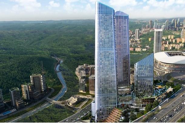 """Skyland İstanbul'da """"peşin alımlarda yüzde 20 İndirim"""""""