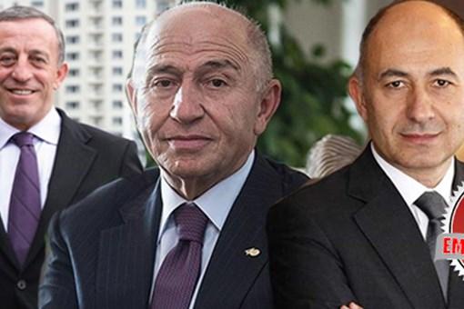 İşte Türkiye'nin en zengin inşaatçıları!