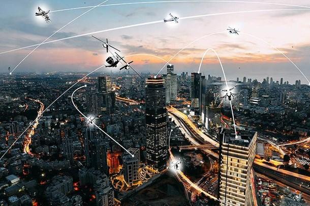NASA ve Uber uçan taksi için anlaştı