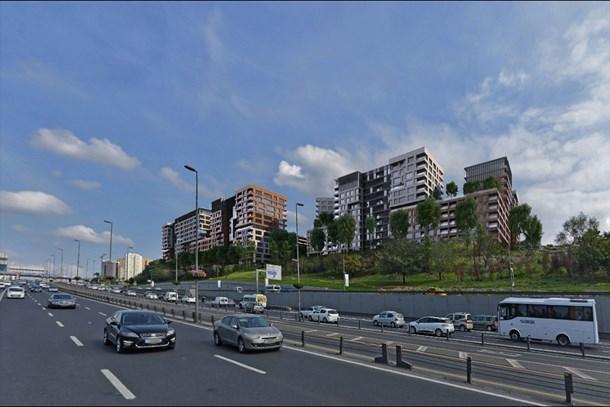 Akzirve'nin Topkapı'daki yeni projesi görücüye çıktı