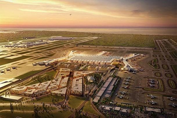Suudiler'in gözü Yeni Havalimanı'nda