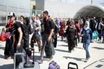 50 bin Suriyeli bayram için ülkesine gitti