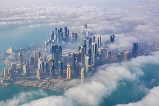 Katar adaya dönüştürülüyor
