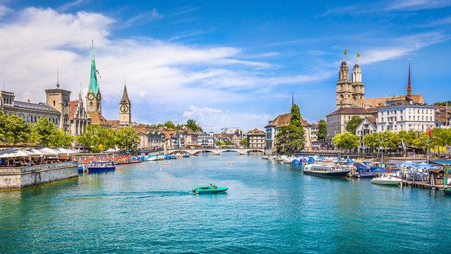 Zürih-İsviçre