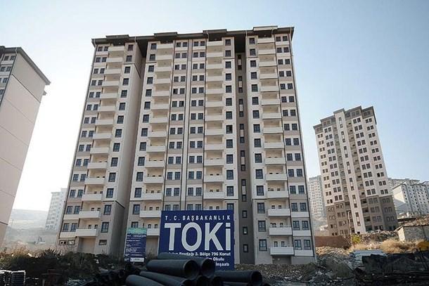 TOKİ, Çevre ve Şehircilik Bakanlığına bağlandı