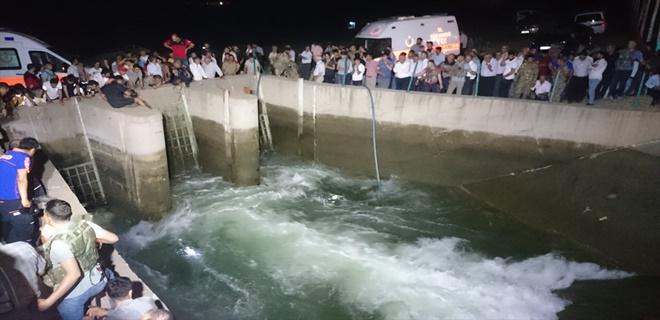 Sulama kanalında kaybolan iki kardeşten birinin cesedi bulundu