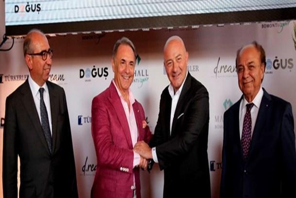 Mahall Bomonti İzmir için imzalar atıldı
