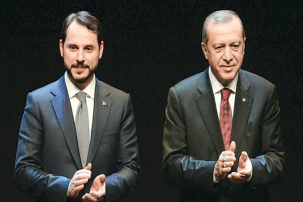 Özelleştirme Albayrak'a, TMSF Erdoğan'a