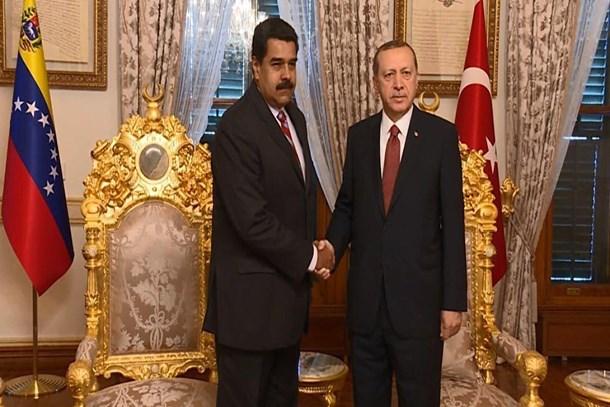Venezüella, altınlarını Türkiye'ye gönderiyor