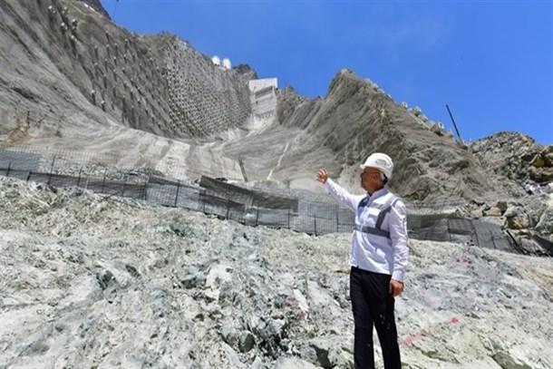 Türkiye'nin en yüksek barajı olacak!