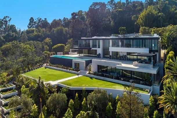 ABD'nin en pahalı evi satışa çıktı