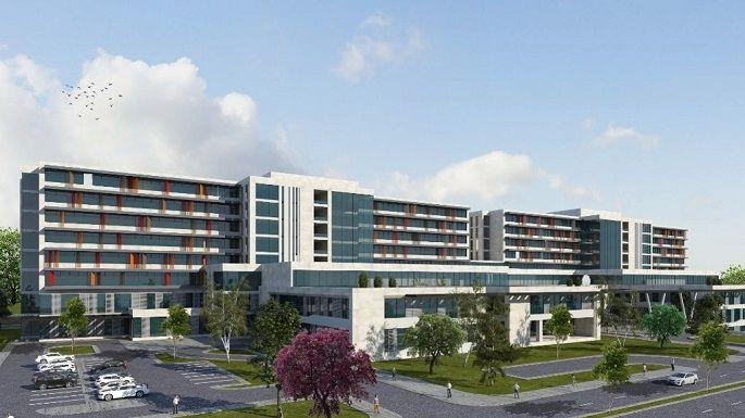 Tekirdağ Şehir Hastanesi<br /> <br /> <br /> <br /> <br /> <br /> Sağlık Bakanlığı Sağlık...