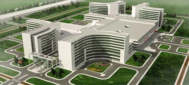 Konya Karatay Şehir Hastanesi<br /> <br /> <br /> <br /> <br /> <br /> Kamu-özel işbirliği...