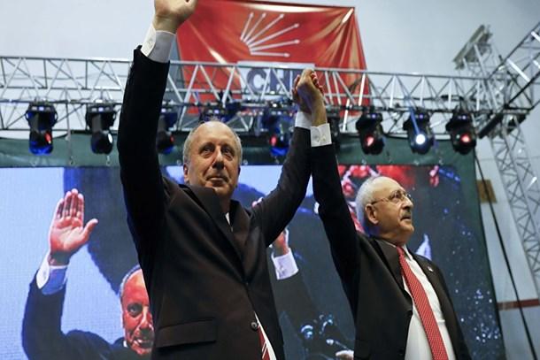 CHP'de yine başkanlık tartışması