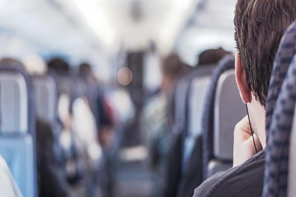 Havayolu yolcu sayısında artış