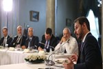 Bakan Albayrak, yabancı yatırımcıyla görüşecek