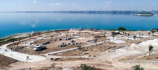 Adana'ya 'Mangal Park' yapılıyor