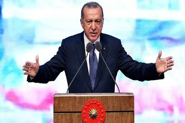 Erdoğan'dan iş dünyasına mesaj!