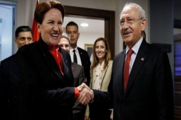 İyi Parti ve CHP'den Ankara'da ortak aday!