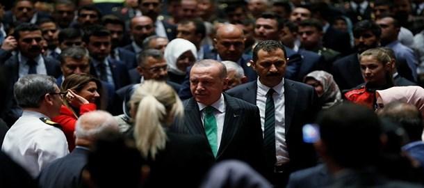 Erdoğan: Bizde kriz mriz yok
