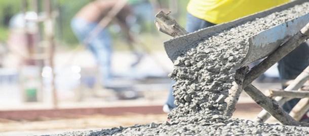 Çimentoda üretim yüzde 50 azaldı