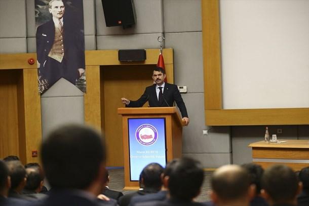 Bakan Kurum: Vatandaşa hizmet için gönderilen paraları PKK'ya götürdüler