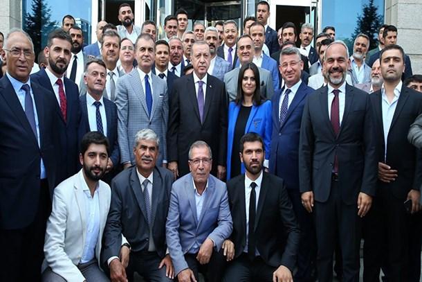 AK Partililer belediyeleri şikayet etti!